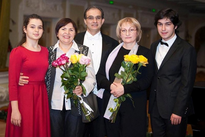 "Young Abkhaz musicians will take part in the International festival-competition ""La Noche en Madrid 2019"""